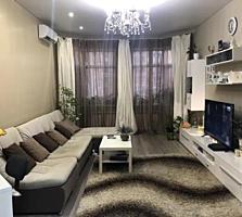 Супер красивая 2-комнатная квартира возле парка Победы