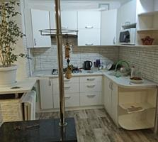 1.5 квартира, БАЛКА, МЕБЕЛЬ И ТЕХНИКА