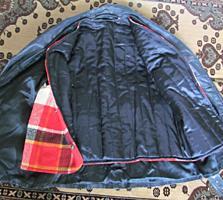 Продам куртку утеплённую. Кожа натуральная, размер 52-54