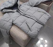 Зимняя куртка М б/у
