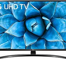 "LG 43UN74006LA / 43"" IPS 4K UHD SMART TV WebOS 5.0 /"