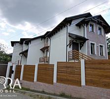 Town House, 3-х этажный дом в Кишинёве, 100 м2 + 30 м2 гараж