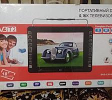 Портативный ЖК телевизор 18 дюймов