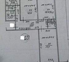 Продам 3-х ком. кв. 6/9 Борисовка г. Бендеры с ремонтом.
