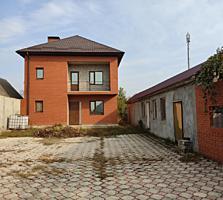 Котельцовый дом 2014года постройки, в белом варианте.