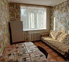 2-х комнатный блок, 3/9, в хорошем состоянии с мебелью, 40кв. м