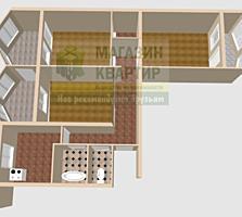 Продажа 3 комнатной квартиры в Первомайске. Срочно!!
