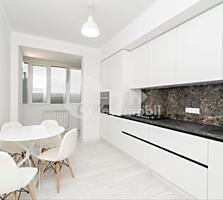Vă propunem spre v ânzare apartament deosebit prin design-ul ...