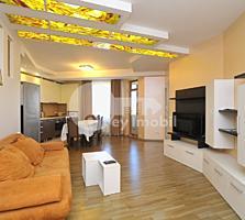 Se oferă spre chirie apartament cu 3 camere în bloc nou. Situat pe ...