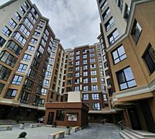 Se ofera spre vinzare apartament cu 2 odai + living in Centrul ...
