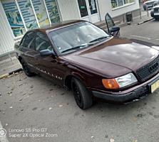 Audi 100 c4 метан