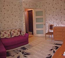 Продаётся светлая и тёплая квартира