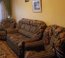 3х комнатная квартира с мебелью и техникой