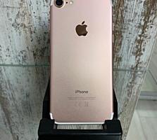 СРОЧНО Продам Iphone 7 32gb Rose. Все в оригинале. Состояние нового