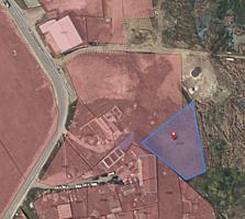 Teren 17 ari p-u construcții, Bubuieci- zonă industrială
