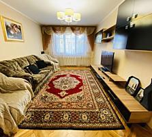 Prima Linie! bd. Moscova, sec. Râșcani, 3 camere. Reparație la cheie!