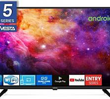 """VESTA LD32E5202 / 32"""" HD 1366x768 Smart TV AndroidTV /"""