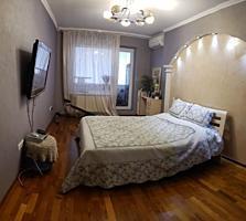3- х комнатная с автономным отоплением и евроремонтом на Балке