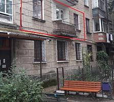 Se Vinde apartament cu 3 odăi, de mijloc, etajul 2/4!