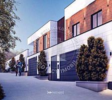 Lomonosov Residence casă de tip TOWNHOUSEîn stil Hi-Tech, amplasată .