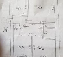 Продается 3x квартира в Дрокии / Apartament de vânzare în Drochia