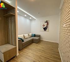 Exfactor! Apartament 2 camere+living. Euroreparatie! 66.900€