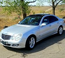 Mercedes E350 4matic 2007 г. в.