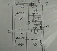 От собственника 3-комнатная на 1 этаже под ремонт в Центре