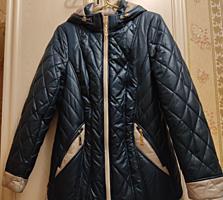 Новое болоньевое пальто