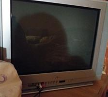 Продается цветной телевизор JVC в отличном состоянии
