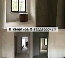 Продам квартиру 2-х комнатную в сером варианте
