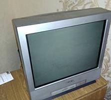 Продается телевизор sony trinitron