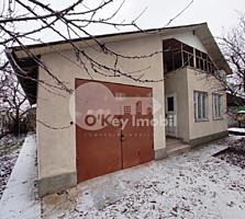 Spre vânzare casă cu 2 etaje (parter+mansardă) în variantă albă, ...