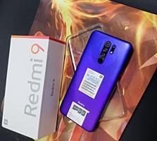 ✓Сяоми Redmi 9 (4/64) CDMA/GSM! Шикарный смартфон! Батарея 5020 mAh✓