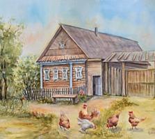 Дом в центре села Протягайловка г. Бендеры 3 комнаты, веранда, гараж,
