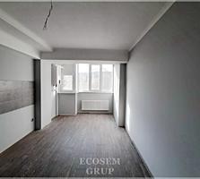 Botanica. Apartament 40 m2, et. 3. Living si dormitor. In rate pe 5 ani