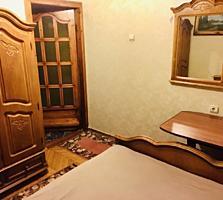Dacia, apartament bilateral cu 3 camere, reparatie cosmetica!