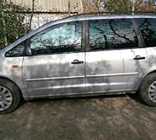 Volksfagen Sharan Год выпуска 2000