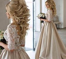 Продам свадебное или выпускное платье, одето было один раз