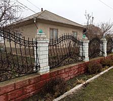 Продаю Дом (90м2 на 13 сот. ) в с. Григорешты, 12 км от Бельц, автономка
