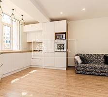 Apartament cu 2 camere plus living cu bucatarie, sectorul Centru, ...