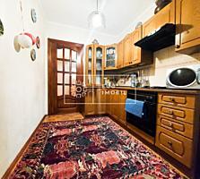 Se vinde apartament cu 3 odăi, euroreparație, situat în sectorul ...