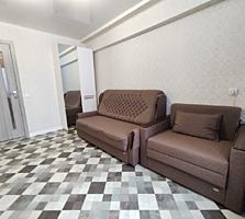 Apartament cu 1 odaie toate comoditățile euro reparație