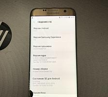 Samsung Galaxy S7 Edge 32Gb Золотой