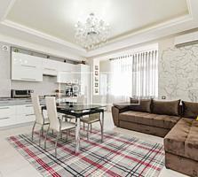 Spre vânzare apartament cu 2 camere+living cu suprafața de 80 m.p. în