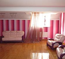 3-х комн. квартира в центре Кишинева, ул. П. Мовилэ, 23/2. Евроремонт.