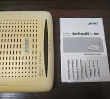 ADSL 2/2+ 4-PORT ROUTER(НЕ WIFI)