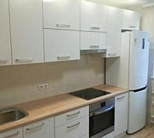 2-комнатная квартира с евроремонтом.