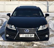 Lexus ES300h 2013г. 2.5 гибрид, идеальное состояние