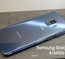 Samsung Galaxy S9 4/64Gb- РАССРОЧКА, ГАРАНТИЯ! Новый! 4G LTE.